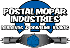 Postal Mopar Industries, LLC. Logo