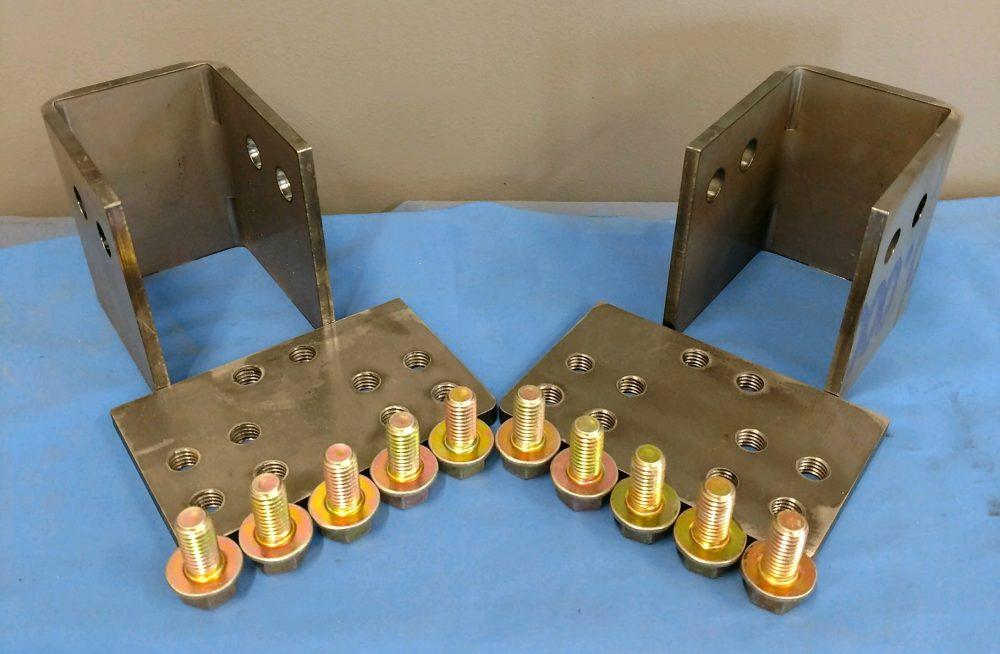 Centerline Lower Control Arm Mounts